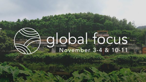 Global Focus Fall 2018