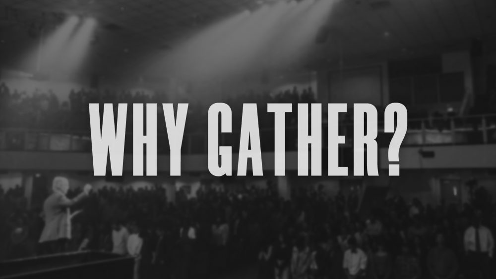 Why Gather?