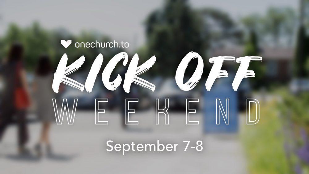 Kick Off Weekend 2019
